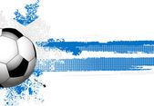 Fotografie Scottish Flag and Football