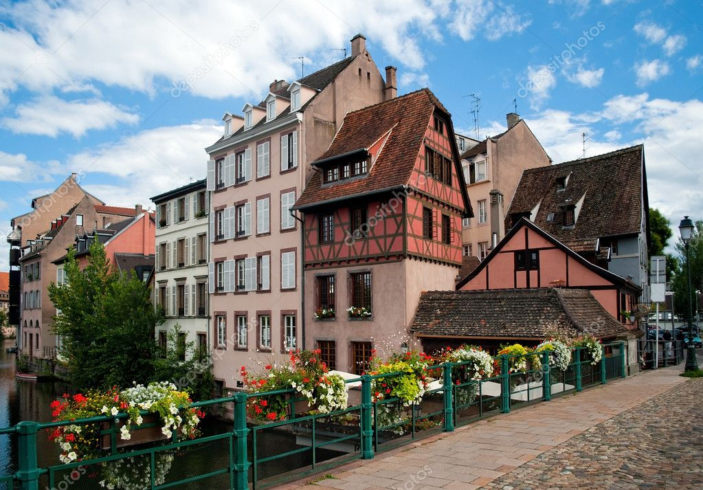 Strasbourg. Small France