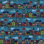 světla malého města