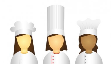women chef icons