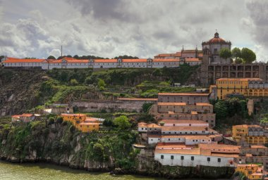 Port warehouses of Porto