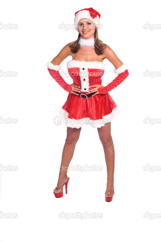 Mrs sexy claus