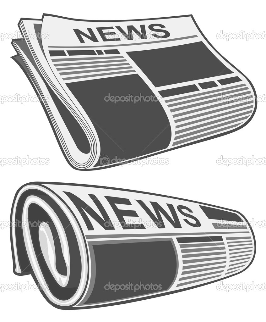 newspapers stock vectors, royalty free newspapers illustrations