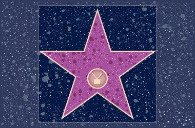 Television star