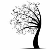 umění strom