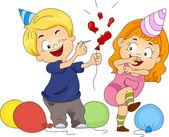 narozeniny balón pop
