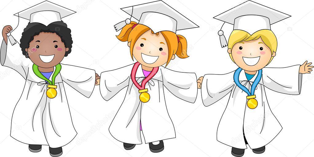 medallas de graduación — Fotos de Stock © lenmdp #7475586
