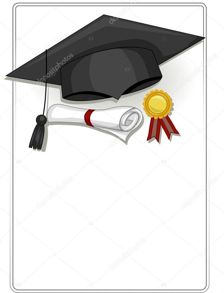 Graduation Frame Stock Photo 169 Lenmdp 7475721