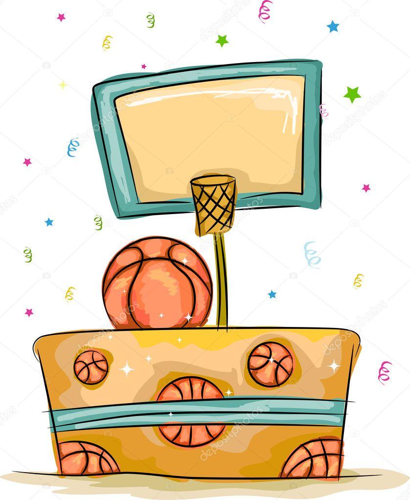 Prime Basketball Birthday Cake Design Birthday Cake Stock Photo Funny Birthday Cards Online Inifofree Goldxyz