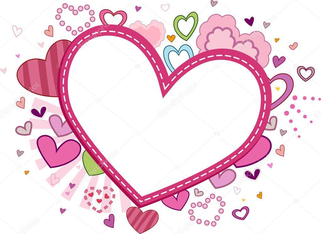 Границы сердца