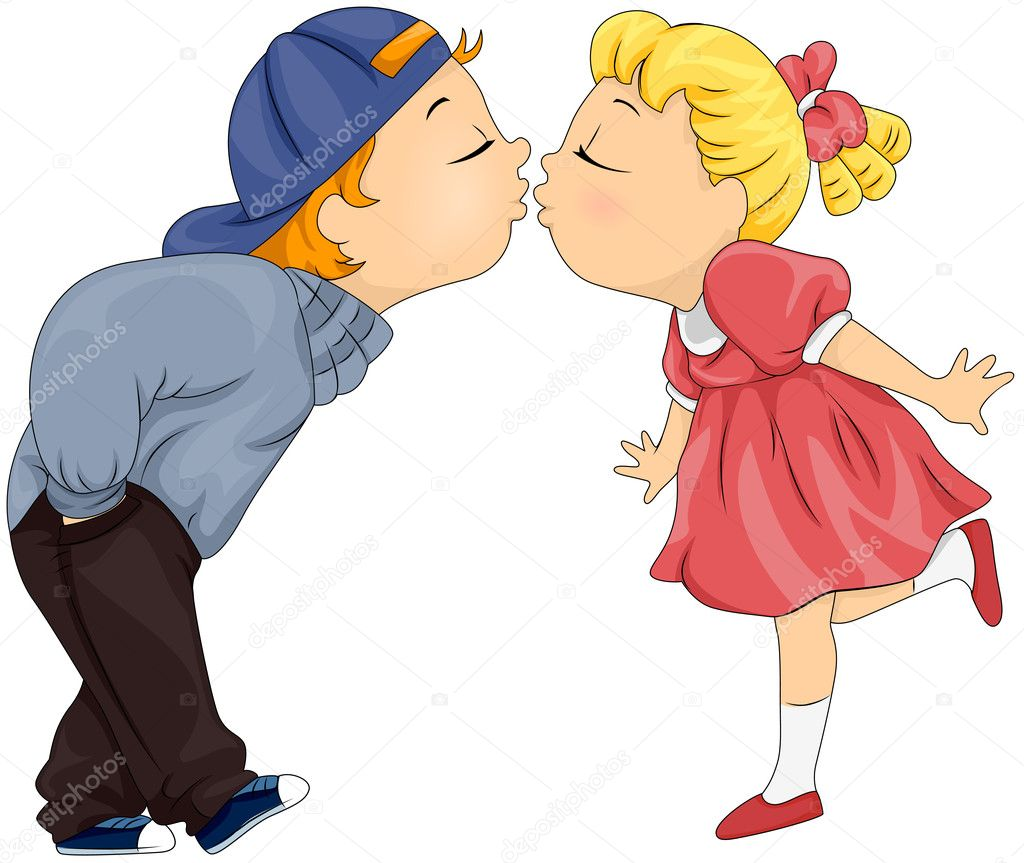 Áˆ Kisses Stock Animated Royalty Free Kiss Cartoon Pictures Download On Depositphotos