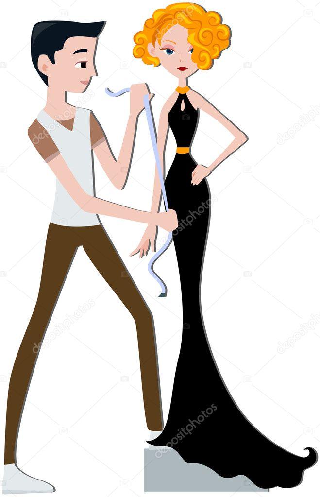 Dating Modedesigner