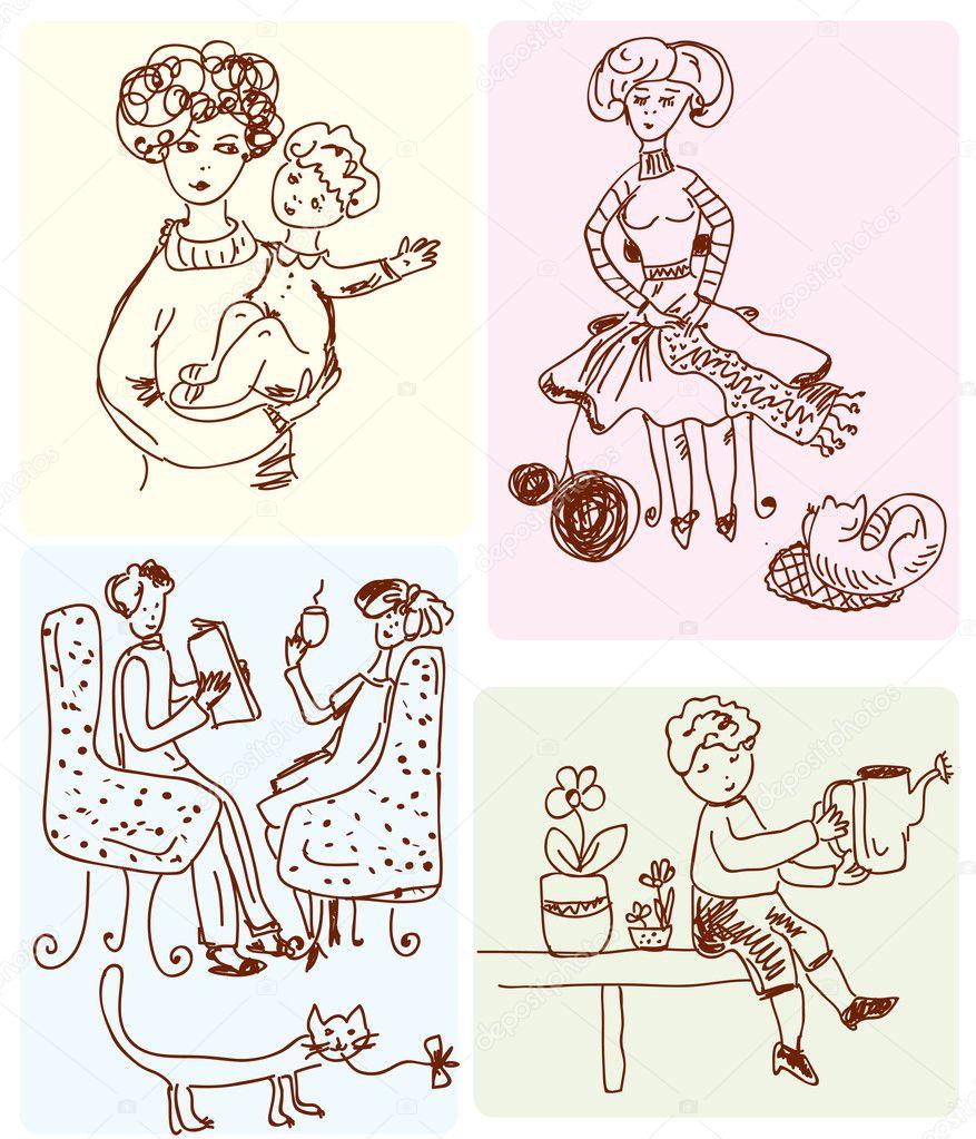 Ladda Ner Bild Skiss Tecknad Porträtt Generator Batmaupregcagq