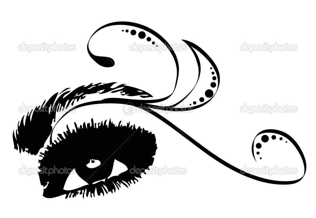 Eye Decorative Vector