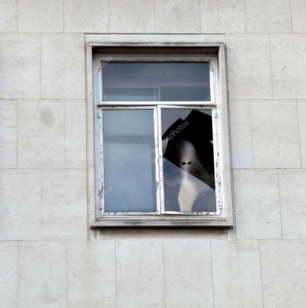картинки призраков в окне погоды