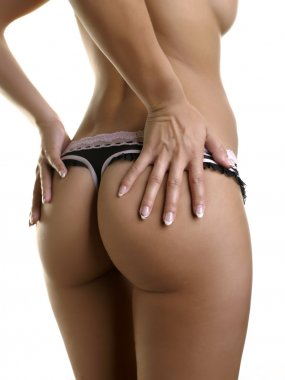 Creme, firm buttocks and hips
