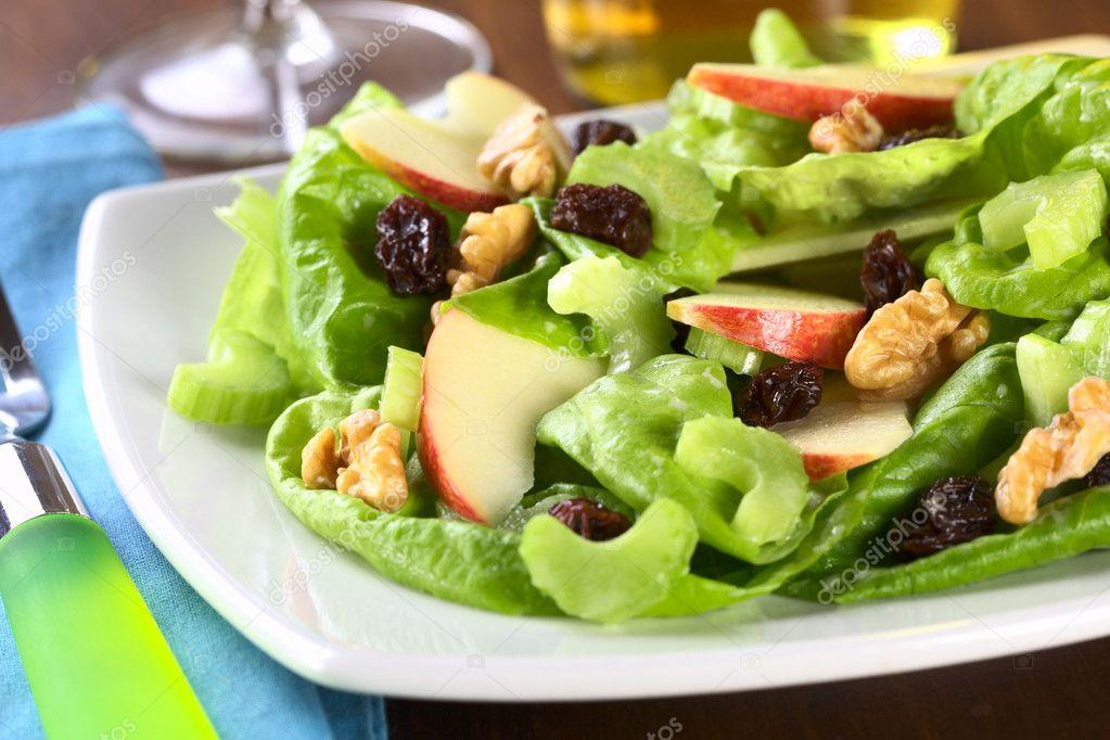 Waldorf Salatası Stok Foto Ildipapp 6851880
