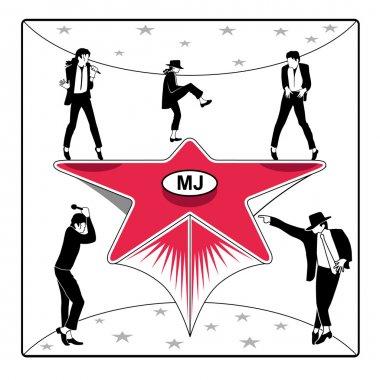 MJ's star