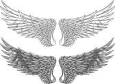 Photo Wings tattoo