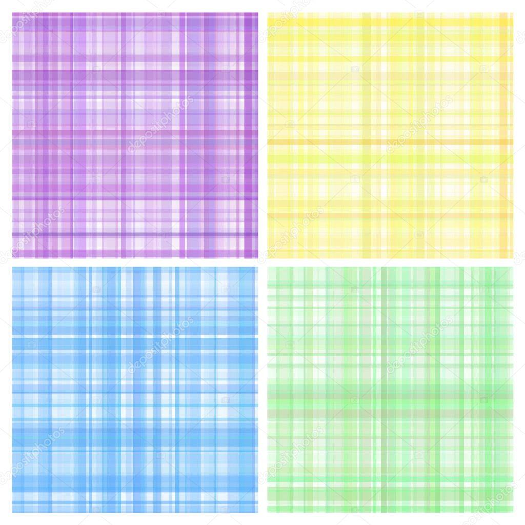 Conjunto de cuadros de colores pastel rayas archivo - Cuadros de colores ...