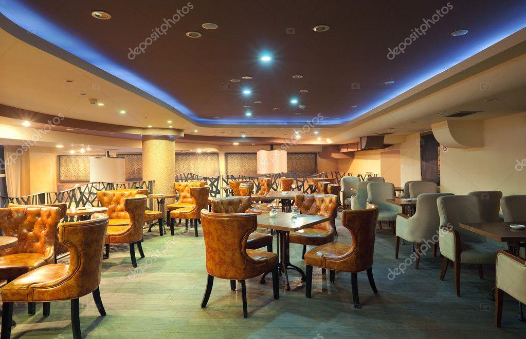 modern restaurang inredning