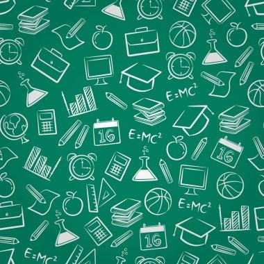Seamless education background