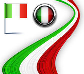 bandiera italiana.