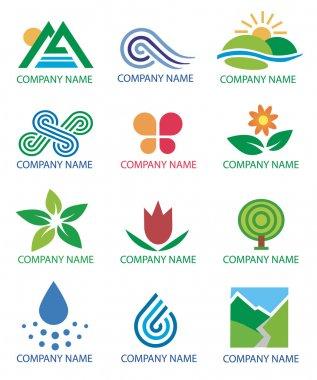 Logos_symbols_nature_landscape
