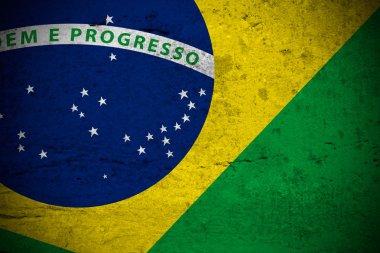 Brazilian vintage flag