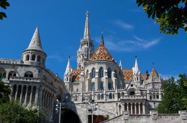 Fisherman´s Bastion in Budapest