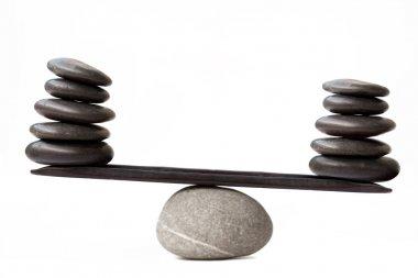 Balancing stones