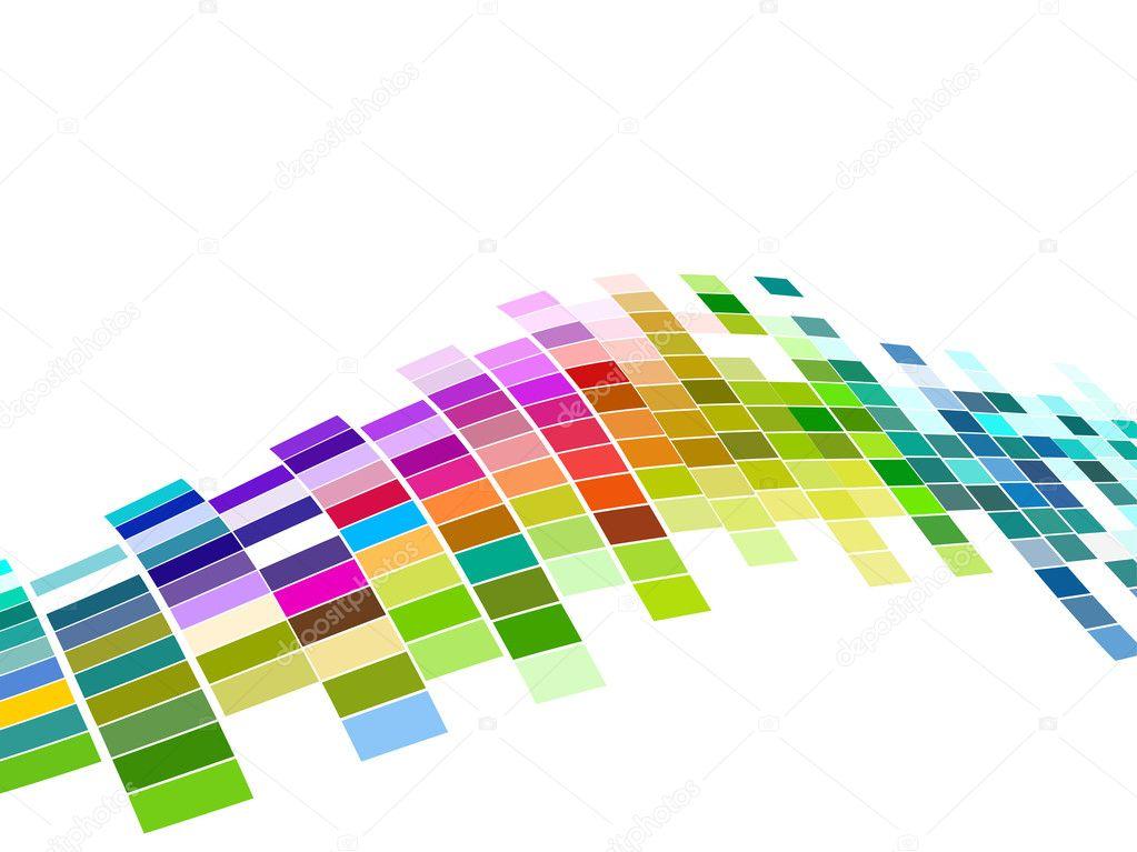 vector mosaic pattern