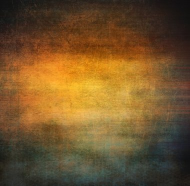 Brown grunge texture, scratched surface, background