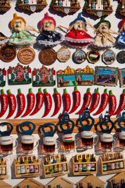 Hungarian souvenirs