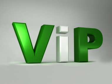 VIP Very important person