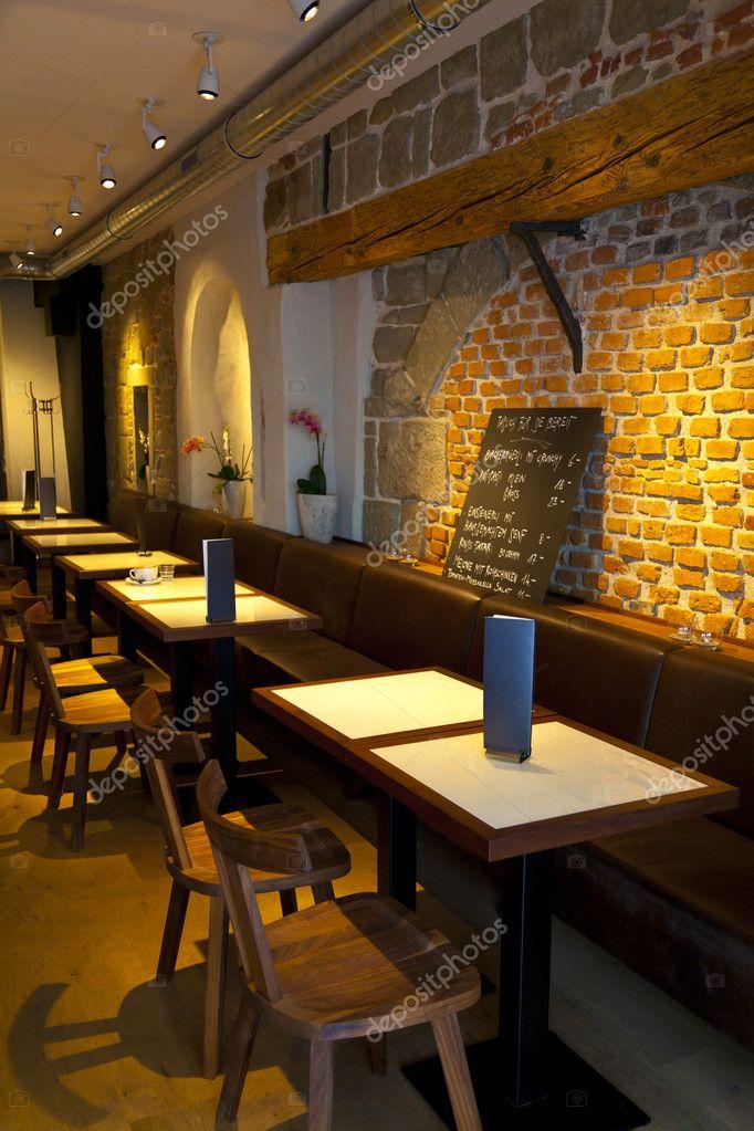 alte Café-Interieur — Stockfoto © SOMATUSCANI #7527216
