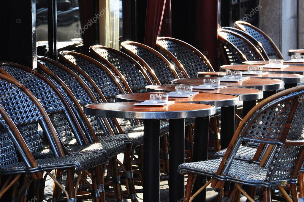 Terrasse De Cafe Parisien Photographie Dutourdumonde C 6777848