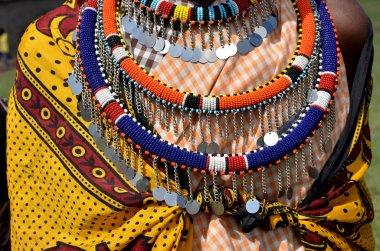 Masai jewels