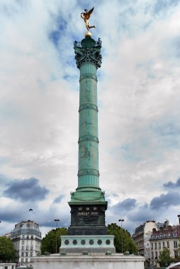 Paris, Place de la Bastille
