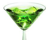 Fotografie Grüner cocktail