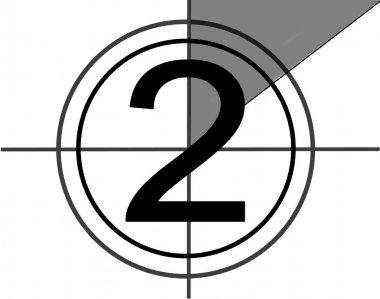 Film countdown at No 2