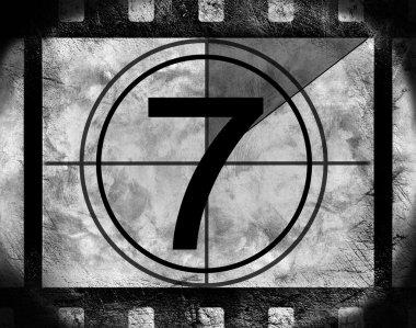 Film countdown 7