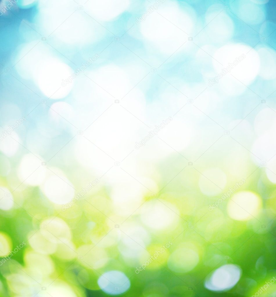 Nature blur background.