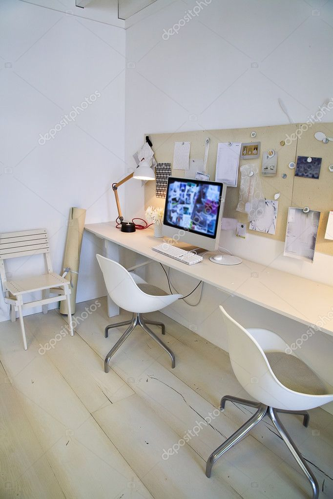 Designer working place