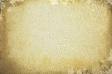 Old brown paper background
