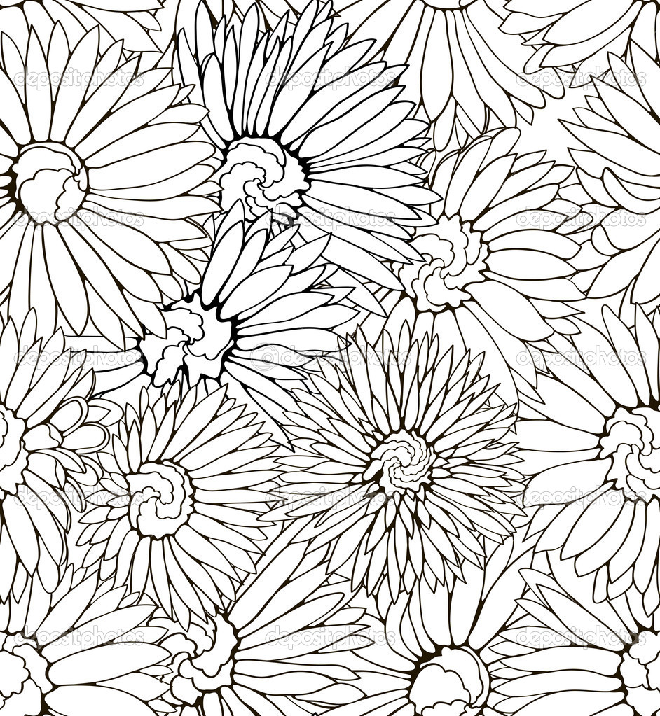 Dongetrabi Black And White Flowers Tumblr Background Images