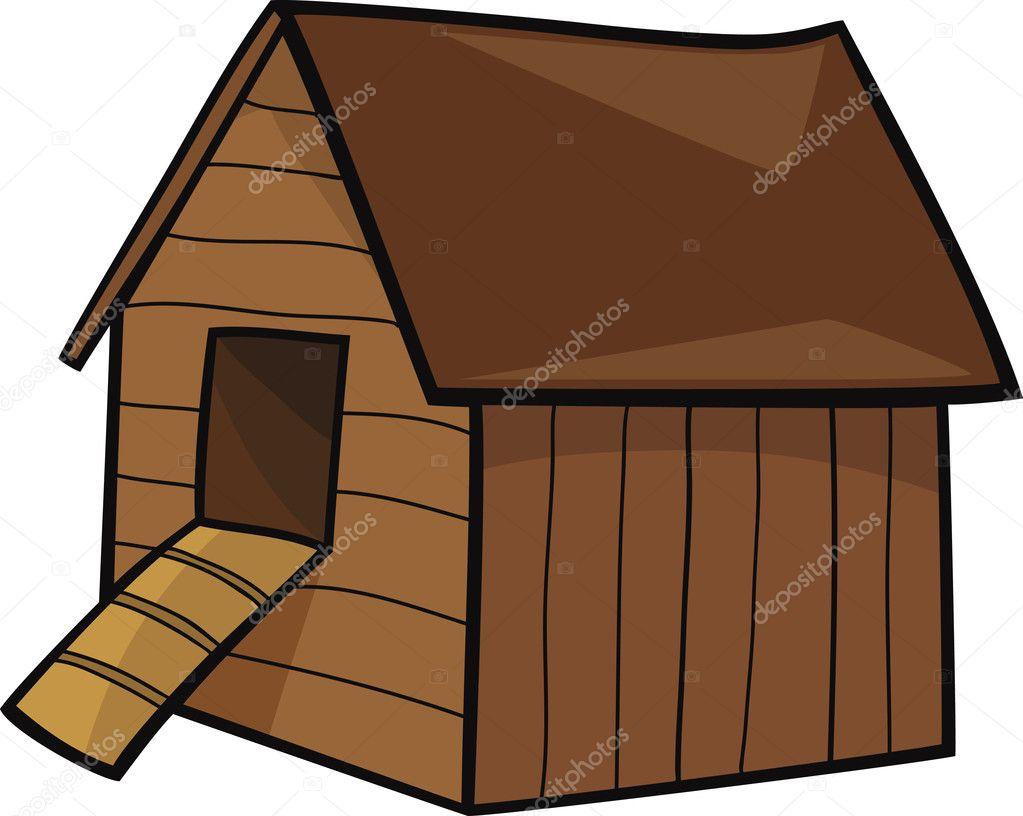 H hnerstall stockvektor 6991693 for House of 950