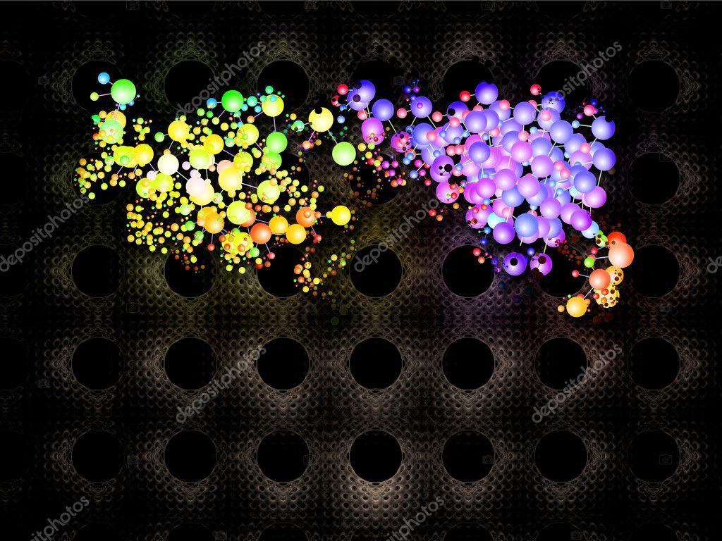 Resultado de imagen de El mundo molecular