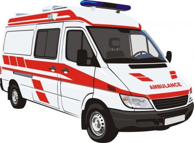 Medical help car
