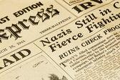 Wartime news